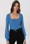 Niebieski Sweter Uhrieth