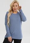 Niebieski Sweter Carilyla