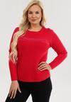 Czerwony Sweter Zarinoris