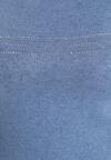 Niebieski Sweter Zarinoris