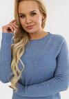 Niebieski Sweter Yreltarish