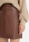 Brązowa Spódnica Kelrahne