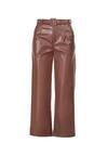 Brązowe Spodnie Aezeva