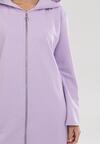 Jasnofioletowa Bluza Lonewatcher