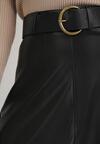 Czarna Spódnica Drenraya