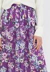 Fioletowa Spódnica Torlarin