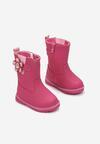 Fuksjowo-Różowe Botki Skyridge