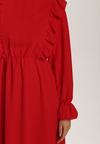 Czerwona Sukienka Roughhair