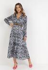 Niebieska Sukienka Grasshair