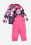 2-Cześciowy Różowo-Granatowy Komplet Bubbleflip
