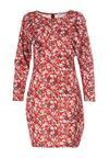 Czerwona Sukienka Morgwyn