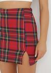 Czerwona Spódnica Elhice