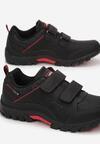Czarno-Czerwone Buty Sportowe Cinnamonvine