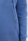 Granatowa Bluza Unadanna