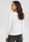 Biała Bluzka Avemia