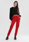 Czerwone Spodnie Phirelia