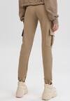 Jasnobeżowe Spodnie Phirelia