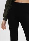 Czarne Spodnie Dresowe Jennivien