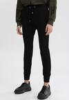 Czarne Spodnie Dresowe Peilophi