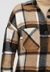 Ciemnobeżowa Koszula Cedarglimmer