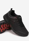 Czarne Buty Sportowe Nalise