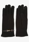 Czarne Rękawiczki Envelop