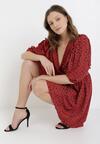 Czerwona Sukienka Doriliphis
