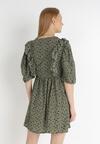 Zielona Sukienka Doriliphis