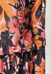 Złoto-Różowa Sukienka Cheena
