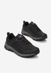 Czarno-Niebieskie Buty Sportowe Physanos