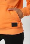 Pomarańczowa Bluza Doriete