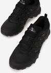 Czarne Buty Sportowe Azalure