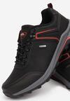 Czarno-Czerwone Buty Sportowe Wildspire