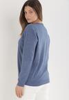 Niebieski Sweter Smartcrest