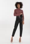 Czarne Spodnie Nanoe