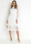 Biała Sukienka Jynerris