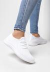 Białe Buty Sportowe Corderinia