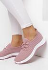 Różowe Buty Sportowe Corderinia