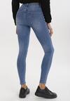 Niebieskie Jeansy Skinny Laorise