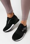 Czarne Buty Sportowe Ennerr
