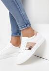 Biało-Różowe Buty Sportowe Anisesis