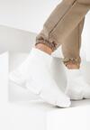 Białe Sneakersy Galexialyn