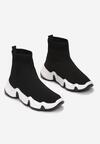 Czarne Sneakersy Galexialyn