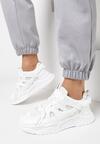 Białe Sneakersy Wilhelmina