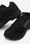 Czarne Buty Sportowe Galixeasi