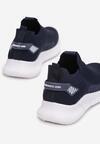 Granatowo-Białe Buty Sportowe Orphyse