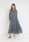 Niebieska Sukienka Phaisite