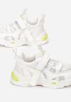 Białe Buty Sportowe Castosise
