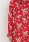 Czerwona Sukienka Aethaxaura