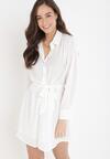 Biała Sukienka Orethithe